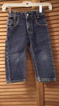 Levi's Strauss blue jeans 3 toddler boys 20x12 cotton style 550 - $12.95