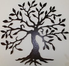 Tree of Life 2 Metal Wall Art- Copper Vein - $27.00+