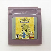 Pokemon Prism Version GBC GameBoy Color Cartridge Card US Version - $11.69