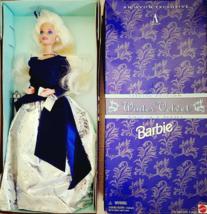 Winter Velvet Barbie Avon Exclusive 1995, New Old Stock - $34.95