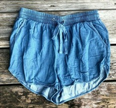 Forever21 Cotton Jean Athleisure Shorts - XS - $14.00