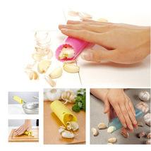 Useful Silicone Peeler Easy-to-use Kitchen Garlic - $9.57