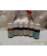 Set of Eight (8)  Floral Essential Oils Each Kit 100% Oils   15ml Each - $80.28