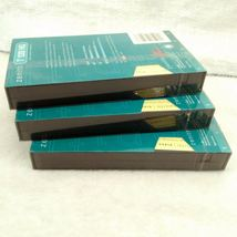 BRAND NEW Zenith HQ High Quality T-120 Blank VHS Video Tapes 6 Hour EP Mode X3 image 5