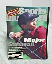 Sports Illustrated August 23 1999 Tiger Woods - $4.99