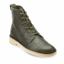 Clarks Desert Mali Men's Boots Leaf Original Crepe Outsole 26115385 - $149.95