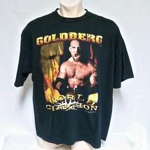 VTG 90s Bill Godlberg WCW Wrestling T Shirt Champion Sting Stone Cold XX... - $59.99