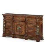 Michael Amini Villa Valencia Dresser, Classic Chestnut - $2,779.00
