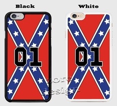 General Lee Roof Plate for iPhone 5/5s/5c/6/6s/6+/6s+/7/7+/8 cases - $13.99+