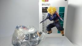 Dragon Ball Z  Banpresto  Super Saiyan Trunks  High Quality DX Figure  7... - $38.38