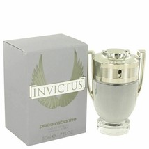 Invictus by Paco Rabanne Eau De Toilette Spray 1.7 oz for Men - $56.37