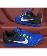 NIKE ZOOM RIVAL D Racing Distance Track Spikes 806556-413 sz 11.5 New sh... - $17.15