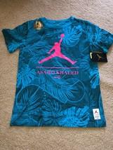 Nike Jordan X Asahd Khaled Limited Youth Graphic Tee SZ M  NEW $35 - $24.74