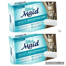 Litter Maid 1st & 2nd Edition Waste Receptacles 24 COUNT  - $49.49