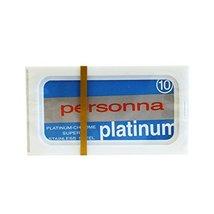 Personna Platinum Blades (10) 10 Blades by Personna - $4.94
