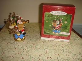 Hallmark 2001 Kris And Kringles 1st In Series Ornament - $15.99
