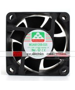 Original Protechnic DC cooling fan MGA6012XB-O25 12V 0.2A 2 months warranty - $18.70