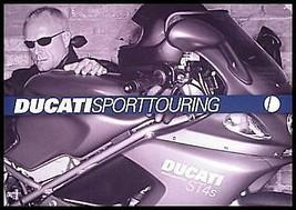 2003 Ducati SportTouring Prestige Motorcycle Brochure ST2 ST4 916 944 996 - $8.54