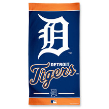 Detroit Tigers Towel 30x60 Beach Style**Free Shipping** - $24.70