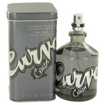 Curve Crush by Liz Claiborne 4.2 oz EDC Spray for Men - $30.68