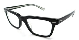 Oliver Peoples Sunglasses 5388SU 10051W The Row BA CC Black / Clear 52mm - $164.15