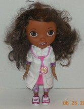 Disney Time for A Checkup Doc McStuffins Talking Doll Stethoscope Just Play - $14.03