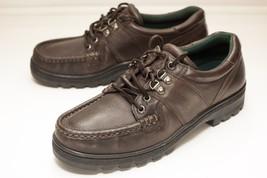H.H. Brown Size 10 M Brown Lace Up Shoes Men's - $78.00