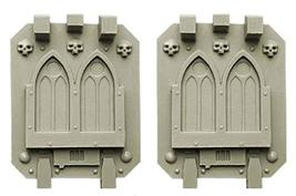 Spellcrow Conversion Bits Gothic Doors for Heavy Vehicles