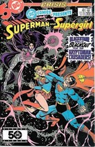 DC Comics Presents Comic Book #86 Superman DC Comics 1985 VERY FINE - $2.50