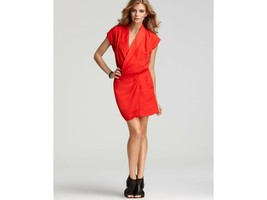 BCBG Generation Dress Orange Back Cutout  Size 2 - $18.55
