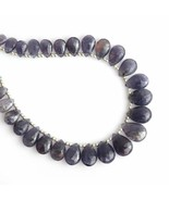 Natural Sunstone with Iolite Faceted 5x8 mm to 12x16 mm 25 Cm Full Strand - $245.52