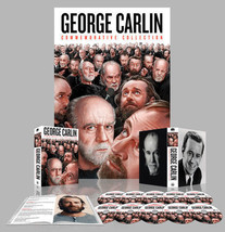 George Carlin Commemorative Collection HBO DVD NEW Sealed - $49.99