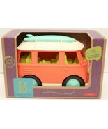 Just B Toys Happy Cruisers Camper Van Surf NEW HTF Rare Battat Retro '60... - $39.59