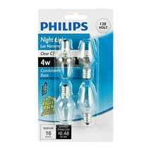 Philips 415422 Incandescent 16 Lumen 4 Watt 2700K Soft - $5.98