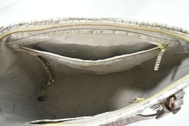 NWT Brahmin Medium Asher Leather Tote/Shoulder Bag Sugar Cane Melbourne image 7