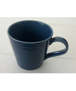 Royal Doulton- Gordon Ramsay Maze Denim Blue Ceramic Mug 14oz - $15.99