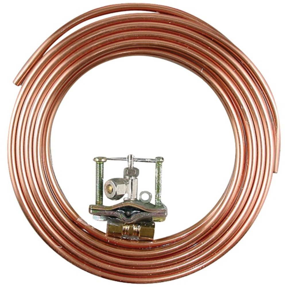 No Logo 4096310102014 Ice Maker Hookup Kit (20ft Kit, Regular Valve)