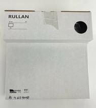 "New IKEA RULLAN Fabric Lamp Shade Grey 13"" - $33.61"