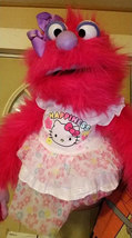 """Professional """"Pinky"""" Muppet Style Ventriloquist Girl Monster Puppet *Cus... - $50.00"""