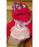 "Professional ""Pinky"" Muppet Style Ventriloquist Girl Monster Puppet *Cus... - $50.00"