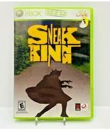 Sneak King Xbox 360 - $5.90