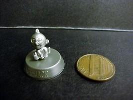 The Incredibles Jack-Jack baby 1 Silver Color Figure Token miniature 7-E... - $5.18