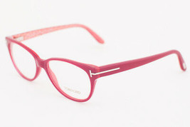 Tom Ford 5292 077 Red Eyeglasses TF5292 077 53mm - $155.82