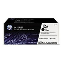 HP Q2612D 12A Laser Toner Cartridge for LaserJet 1005w TFL-Q2612D-FACTOR... - $135.23