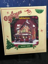 Department 56 A Christmas Story Ralphie Ralphie's House NIB - $399.99