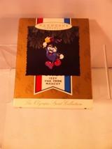HALLMARK CHRISTMAS ORNAMENT--IZZY THE 1996 MASCOT--OLYMPICS----NEW - $4.04