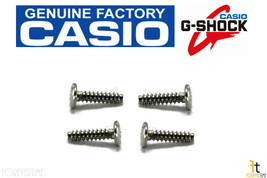 Casio G-5500 G-Shock Case Back Screw G-5600 G-600 G-601 (Qty 4 Screws) - $28.95