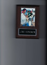 JIMI HENDRIX PLAQUE MUSIC POP ROCK & ROLL WOODSTOCK - $2.96