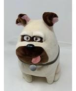 "Ty The Secret Life of Pets Mel 9"" Dog Plush Soft Stuffed Animal Pug Bulldog Toy - $7.43"