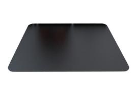 "Deflecto 45"" x 53"" Rectangle Hard Floor Chair Mat - Black - $92.74"